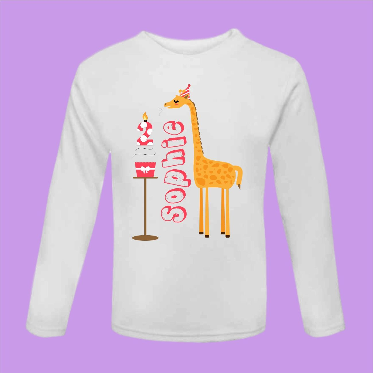 I M 2 Lets Party Birthday T Shirt Outfit Second Long Sleeved