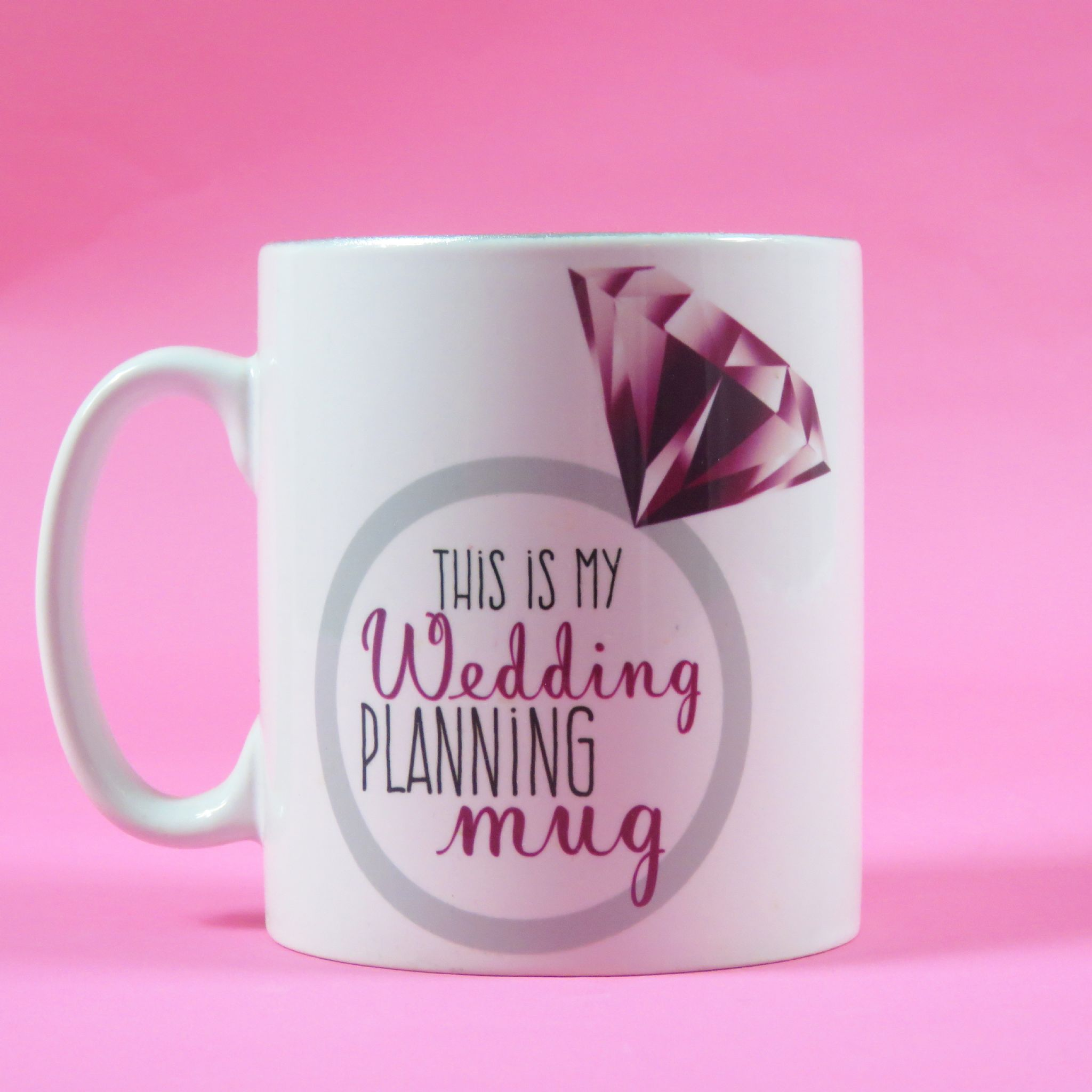 Wedding Planner Gifts: Wedding Planning Mug Wedding Planner Bride To Be Mug