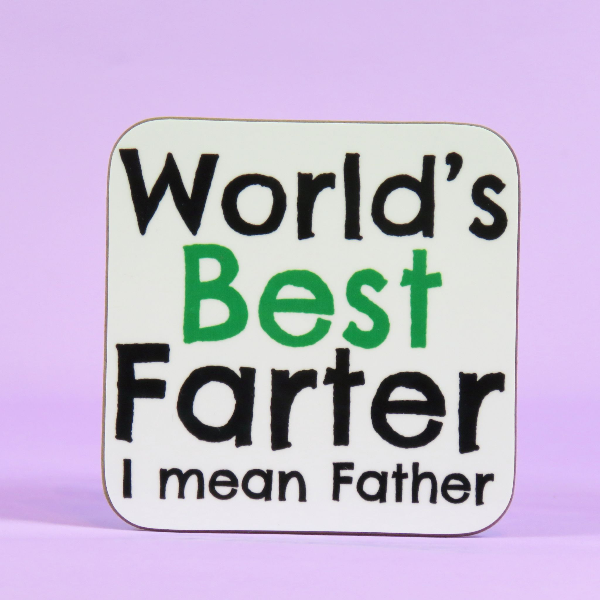 Worlds Best Farter Mean Father Fathers Day Gift Dad